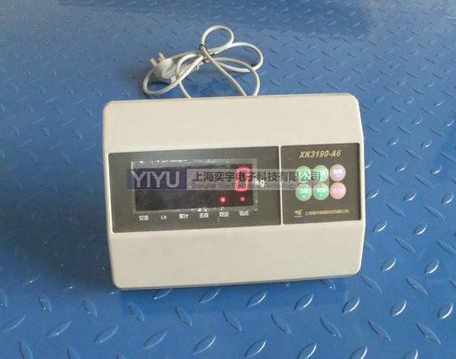 上海耀华XK3190系列打印显示仪表