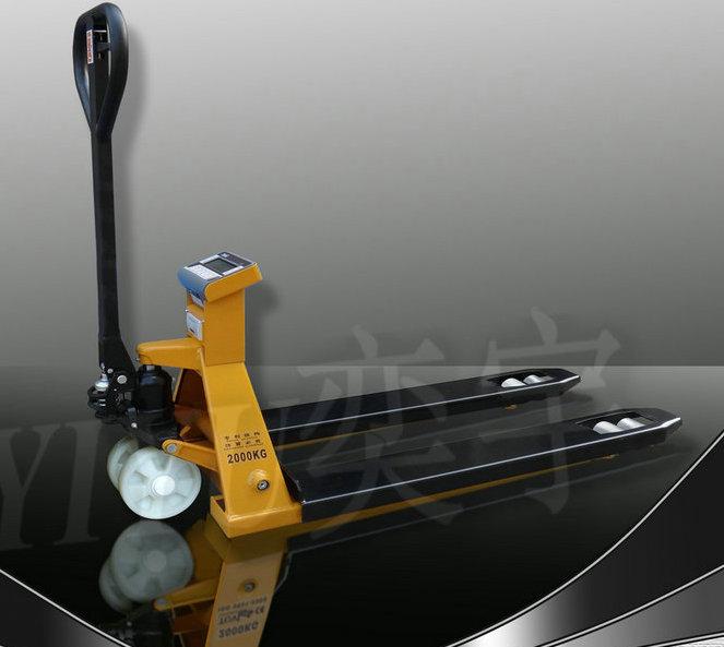 高品质电子叉车秤,请认准上海奕宇电子科技有限公司www.yiyu17.com.cn