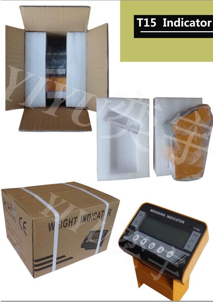电子叉车秤运输包装