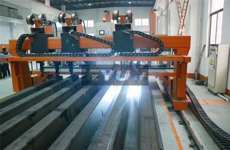 100吨地磅用全自动焊接机